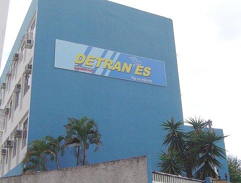 Sede do Detran-ES