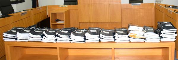 Processo Auditoria Rodosol